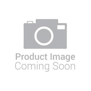 UGG Del Rey Black Triple Strap Fluffy Heeled Sandals - Black
